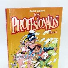 Cómics: LOS PROFESIONALES 4. (CARLOS GIMÉNEZ) GLENAT. OFRT ANTES 11,95E. Lote 211434336