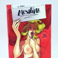 Cómics: MESALINA (RUBÉN DEL RINCÓN) GLENAT, 2008. OFRT ANTES 15E. Lote 115127394