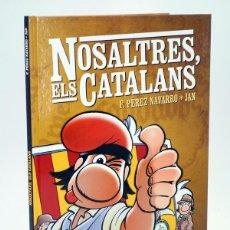 Comics: NOSALTRES ELS CATALANS (JAN) GLENAT, 2006. OFRT ANTES 14E. Lote 220409108