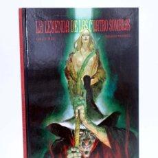 Cómics: LA LEYENDA DE LAS CUATRO SOMBRAS (FERNANDO FERNÁNDEZ) GLENAT, 2009. OFRT ANTES 19,95E. Lote 115127452