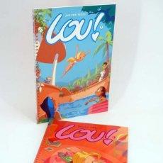 Cómics: LOU! LOU 1 Y 2. COMPLETA (JULIEN NEEL) GLENAT, 2009. OFRT ANTES 28E. Lote 221711482