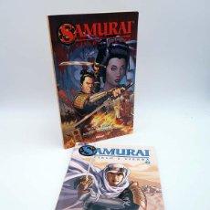 Cómics: SAMURAI. CIELO Y TIERRA 1 Y 2. COMPLETA (RON MARZ Y LUKE ROSS) GLENAT, 2007. OFRT ANTES 30E. Lote 236601030