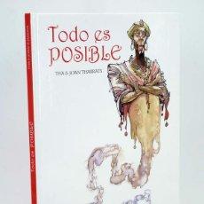 Cómics: TODO ES POSIBLE (THA - JOAN THARRATS) GLENAT, 2008. OFRT ANTES 18E. Lote 220410626