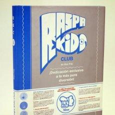 Comics : RASPA KIDS CLUB (ÁLEX FITO) GLENAT, 2010. OFRT ANTES 19,95E. Lote 150001853
