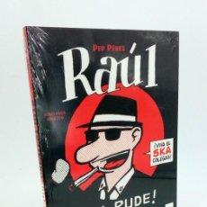 Cómics: RAÚL EL RUDE GREATEST HITS (PEPO PÉREZ) GLENAT, 2010. OFRT ANTES 12E. Lote 238599360