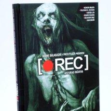 Cómics: REC (HERMÁN MIGOYA, SALVADOR SANZ Y ÁLVARO RUILOVA) GLENAT, 2012. OFRT ANTES 10E. Lote 271032988