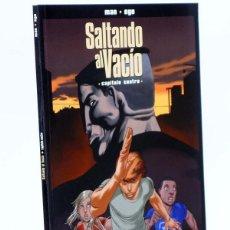 Cómics: SALTANDO AL VACÍO CAPÍTULO 4 (MAN / EGO) GLENAT, 2008. OFRT ANTES 12E. Lote 211449736
