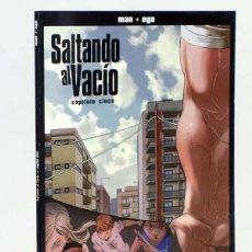 Cómics: SALTANDO AL VACÍO CAPÍTULO 5 (MAN / EGO) GLENAT, 2009. OFRT ANTES 12E. Lote 211449737