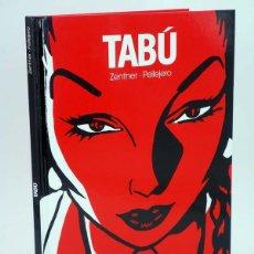 Comics : TABÚ (RUBÉN PELLEJERO / JORGE ZENTNER) GLENAT, 2003. OFRT ANTES 13,95E. Lote 207152125