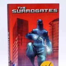 Cómics: THE SURROGATES, LOS SUSTITUTOS (ROBERT VENDITTI / BRET WELDELE) GLENAT, 2007. OFRT ANTES 19,95E. Lote 152465084