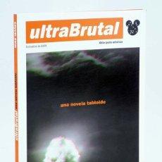 Fumetti: ULTRABRUTAL. UNA NOVELA TABLOIDE (MIKE IBÁÑEZ) GLENAT, 2009. OFRT ANTES 9,95E. Lote 113920287