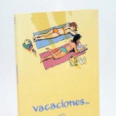 Cómics: VACACIONES.. (MICOBY) GLENAT, 2011. OFRT ANTES 15E. Lote 221711438