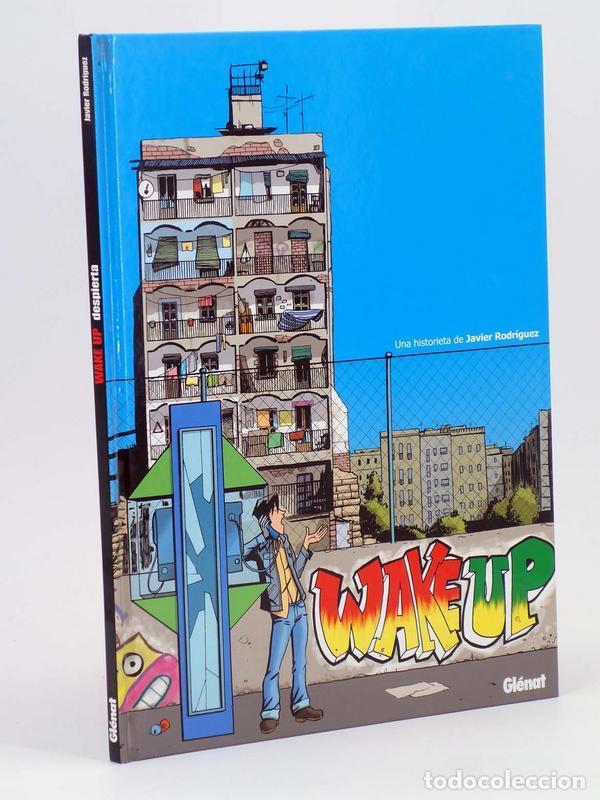WAKE UP – DESPIERTA (JAVIER RODRÍGUEZ) GLENAT, 2002. OFRT ANTES 12,95E (Tebeos y Comics - Glénat - Autores Españoles)