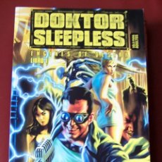 Cómics: DOKTOR SLEEPLESS - WARREN ELLIS, IVAN RODRIGUEZ. Lote 114117827