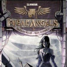 Cómics: FREAK ANGELS-5 (GLÉNAT-AVATAR, 2011) DE WARREN ELLIS Y PAUL DUFFIELD. NUEVO. Lote 114895883