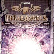 Cómics: FREAK ANGELS-4 (GLÉNAT-AVATAR, 2011) DE WARREN ELLIS Y PAUL DUFFIELD. NUEVO. Lote 114895955