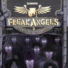 Cómics: FREAK ANGELS-2 (GLÉNAT-AVATAR, 2011) DE WARREN ELLIS Y PAUL DUFFIELD. NUEVO. Lote 114895999