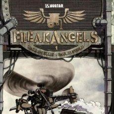Cómics: FREAK ANGELS-1 (GLÉNAT-AVATAR, 2011) DE WARREN ELLIS Y PAUL DUFFIELD. NUEVO. Lote 114896055