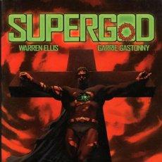 Cómics: SUPERGOD, DE WARREN ELLIS Y GARRY GASTONNY (GLÉNAT-AVATAR, 2011) NUEVO. Lote 114896947