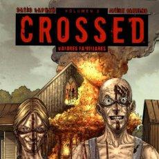 Cómics: CROSSED-2 (GLÉNAT-AVATAR, 2011), DE DAVID LAPHAM Y JAVIER BARRENO. NUEVO.. Lote 114912559