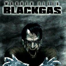 Cómics: BLACKGAS (GLÉNAT-AVATAR, 2008), DE WARREN ELLIS Y MAX FIUMARA Y RYAN WATERHOUSE. NUEVO.. Lote 114914495
