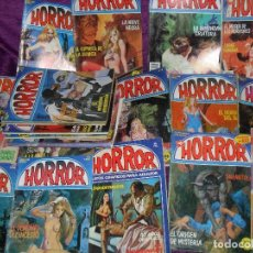 Cómics: HORROR . Lote 114936631