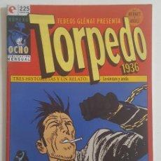 Cómics: TORPEDO 1936 #8 (GLENAT, 1994). Lote 115419635