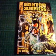 Cómics: DOKTOR SLEEPLESS. LIBRO 1. (B-6). Lote 115514703