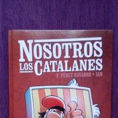 Cómics: NOSOTROS LOS CATALANES GLENAT. Lote 116317487