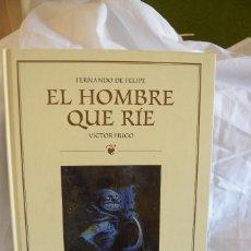 Cómics: EL HOMBRE QUE RIE. Lote 116332675