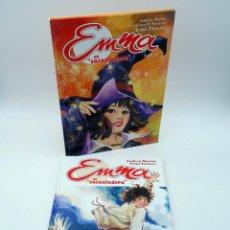 Cómics: EMMA ES ENCANTADORA 1 Y 2. COMPLETA (TRINI TINTURÉ / ANDREU MARTÍN) GLENAT, 2006. OFRT ANTES 30E. Lote 211449536