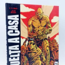 Cómics: DE VUELTA A CASA (ABULÍ / BERNET) GLENAT, 2004. OFRT ANTES 12,95E. Lote 253782100