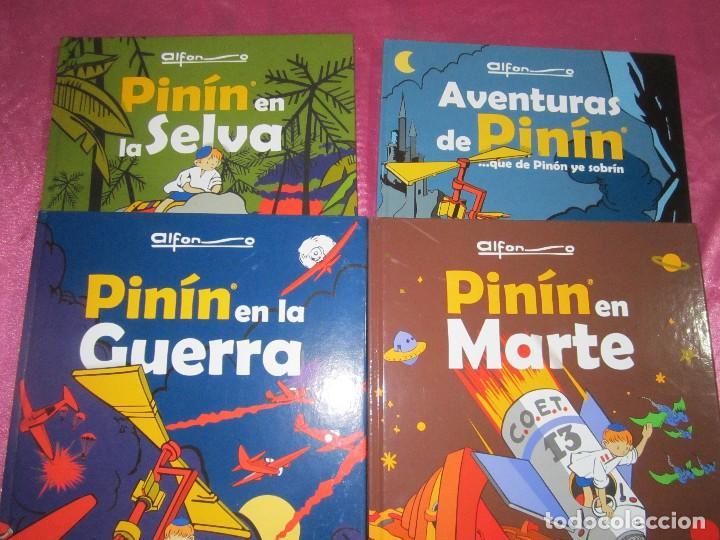 Cómics: AVENTURAS DE PININ COMPLETA 4 TOMOS ALFONSO .EXCELENTE - Foto 2 - 117501995