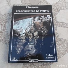 Cómics: F. BOURGEON. LES PASSAGERS DU VENT 5. LE BOIS D'ÉBÈNE.48 PAGINAS. 30CM X 21.. Lote 117620075
