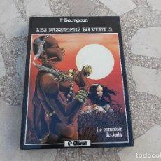 Cómics: F. BOURGEON. LES PASSAGERS DU VENT 3. LE COMPTOIR DE JUDA. 48 PAGINAS. 30CM X 21.. Lote 117625203