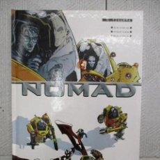 Cómics: NOMAD Nº 4 TIOURMA DE MORVAN Y SAVOIA GLENAT - TAPA DURA. Lote 118375643