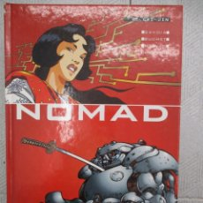 Cómics: NOMAD Nº 2 GAI - JIN DE MORVAN Y SAVOIA GLENAT - TAPA DURA. Lote 118375843