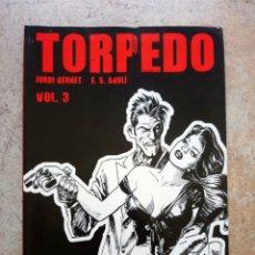 Cómics: TORPEDO #3. Lote 118897496