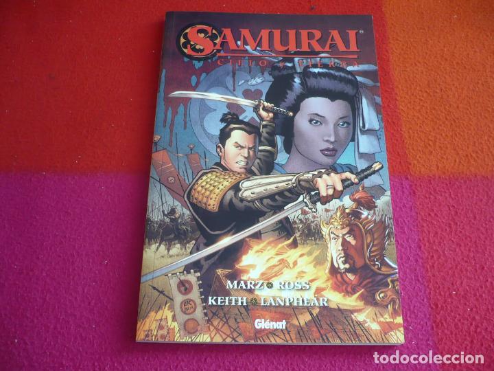 SAMURAI CIELO Y TIERRA 1 ( MARZ ROSS LEITH ) ¡MUY BUEN ESTADO! GLENAT (Tebeos y Comics - Glénat - Comic USA)