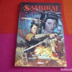 Cómics: SAMURAI CIELO Y TIERRA 1 ( MARZ ROSS LEITH ) ¡MUY BUEN ESTADO! GLENAT. Lote 118975135