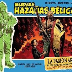 Cómics: NUEVAS HAZAÑAS BÉLICAS-5: LA PASIÓN ARIA, DE BUSTOS, MIGOYA Y PORTADA DE ACUÑA (EDT, 2012). Lote 128238455