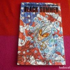 Cómics: BLACK SUMMER ( WARREN ELLIS JUAN JOSE RYP ) ¡MUY BUEN ESTADO! GLENAT AVATAR. Lote 121743691