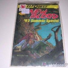 Cómics: ELFQUEST NEW BLOOD 93 SUMMER SPECIAL. Lote 121995863