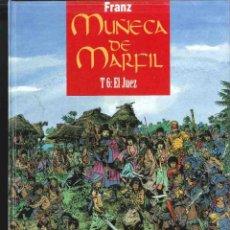 Cómics: MUÑECA DE MARFIL Nº 6. Lote 122143715