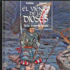 Cómics: EL VIENTO DE LOS DIOSES Nº 1. Lote 122143915