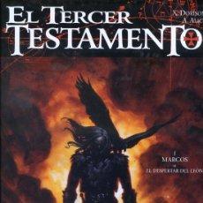 Cómics: EL TERCER TESTAMENTO Nº 1 MARCOS O EL DESPERTAR DEL LEON - GLENAT - MUY BUEN ESTADO - OFI15T. Lote 122153019