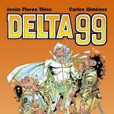 Cómics: DELTA 99 (CARLOS GIMENEZ) GLENAT - IMPECABLE - OFI15. Lote 122230219
