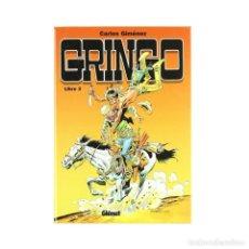 Cómics: GRINGO Nº 2 (CARLOS GIMENEZ) GLENAT - TAPA DURA - IMPECABLE - OFI15. Lote 122230695