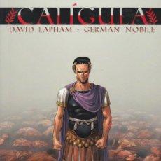 Cómics: CALIGULA - TOMO # 1 (EDT-GLENAT,2012) - DAVID LAPHAM - PRIMERA EDICION EN RUSTICA. Lote 122266619