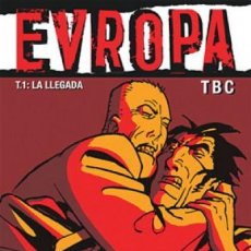 Cómics: EUROPA - COMPLETA 2 TOMOS COL. VIÑETAS NEGRAS (TBC) GLENAT - TAPA DURA - COMO NUEVA - OFI15T. Lote 123807235